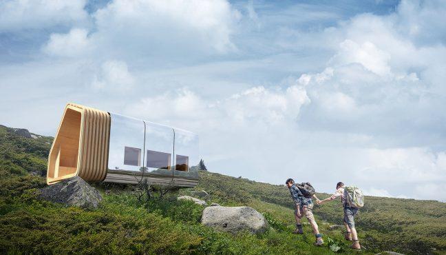 """Planinska skloništa služe kao zaštita za planinare tokom teških vremenskih uslova. Međutim, bugarski dizajnerski tim otkrio je da su mnoga skloništa uništena, a planinari time ugroženi. Kao pobjednički prijedlog za takmičenje """"Arhitektura 2050."""", ovaj inovativni objekat rješava ovaj ključni problem kombinacijom održivosti, materijalnosti i tehnologije. Dizajniran od strane Lusio arhitekata, […]"""
