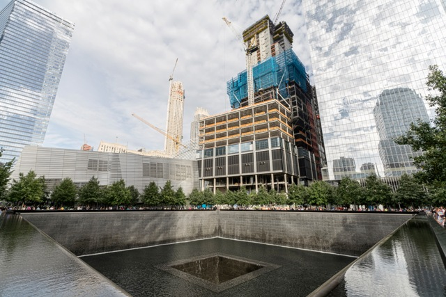 3WTC smješten je tik uz memorijalni centar `9/11 Memorial`   Foto: Doka