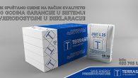 100% domaći proizvođač termoizolacije predstavlja novi brand pod nazivom Terrasit insulation Fragmat Izolirka d.o.o. iz Gračanice do ove godine je poslovala u okviru grupacije Fragmat, najveće grupacije za proizvodnju hidro i termoizolacionih materijala u jugoistočnoj Europi. Od ove godine Fragmat Izolirka je u stopostotnom domaćem vlasnišvu te je trenutno u […]