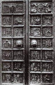 bronzana vrata
