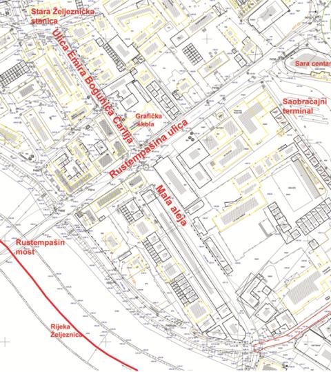 Slika 1: Obuhvat i lokacija