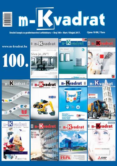 M-KVADRAT BROJ 100