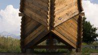 Na nadmorskoj visini od 2735m, arhitektonski studenti sa École Polytechnique Fédérale de Lausanne (EPFL) u Švicarskoj izgradili su The Bonatti Bivouc, privremeno sklonište za glečer Neuvea. Sklonište koristi ovojnicu kao konstruktivni objekat, iskorjenjujući potrebu za metalima, vijcima ili čavlima. Bonatti Bivouc inspirisan je vernakularnom Švicarskom graditeljskom konstrukcijom, tako da sistem […]