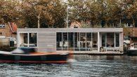Arhitektonski studio: vanOmmeren-architecten Lokacija objekta: Haarlem, Nizozemska Površina: 210,0 m2 Godina projekta: 2017. godina Proizvođači: Reynaers Aluminium, Saint Gobain Transport: Brouwer Klijent: Lex Schelvis Građevinski radovi: De Blauwe Wimpel Energetski neutralna plutajuća vila 'Haarlem Shuffle' nalazi se na rijeci Spaarne, u neposrednoj blizini historijske jezgre grada. Dizajn se igra s […]