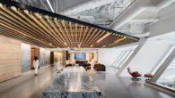 """Otvoreni stropovi nude priliku za kreativan dizajn i tehničku integraciju. Igraju ključnu ulogu u oblikovanju unutrašnjih prostora i poboljšavaju akustiku protora. Otvoreno rješenje stvara svestran dizajn, fleksibilan i podesiv. Otvoreni koncept omogućava cirkulaciju zraka, postavljanje prskalica, i elegantno osvjetljenje. Također može osigurati """"plenum"""" zraka pri kojem sam vakuum tvori kanal […]"""