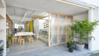 Za svoj ured, arhitektonski studio R / Urban Design reinterpretirao je neke tradicionalne japanske prostore, stvarajući fluidan prostor u kontinuitetu s ulicom. Za izgradnju svog novog sjedišta, japanska arhitektonska kompanija R / Urban Design Office renovirala je prizemlje zgrade koja s jedne strane gleda na široku prometnu ulicu i na […]
