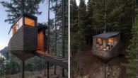 Pažljivo organizovana unutar samog stabla, nalaze se četiri prostora koja uključuju prostor za spavanje, kupatilo, dio sa kuhinjom i dnevni prostor. Lokacija: Odda, Norveška Projektant: Helen & Hard Investitori: Sally & Kjartan Aano, Woodnest Status: Izgrađeno (2020) Površina: 15m2 U kreaciji arhitektonskog studia Helen & Hard iz Norveške, na strmim […]